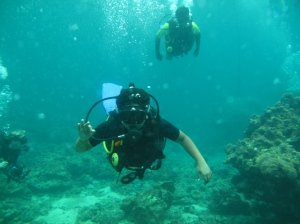 JR PADI Open Water