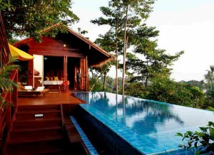 Private Villa's