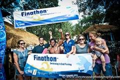 Trawangan Dive Finathon 11.6.13