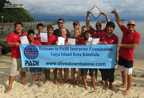 Downbelow Instructors IE Borneo
