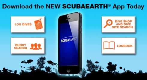 ScubaEarth App