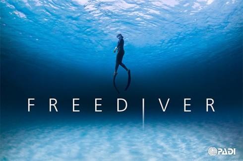 PADI Freediver