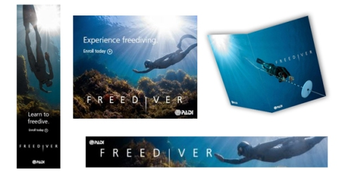 Freediver Marketing Support