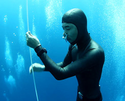 Free Immersion, Freediving